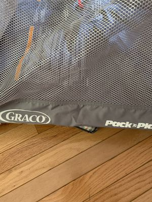 GENTLY USED GRACO pack and play for Sale in Ooltewah, TN