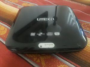Liteon USB External DVD / CD Writer Burner for Sale in Houston, TX