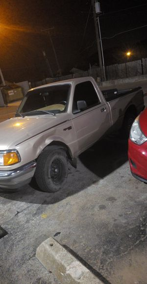 Ford ranger it is a v6 has 126k miles runs great for Sale in Tulsa, OK