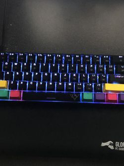 Gateron Black Gaming Keybaord Lubed Switches for Sale in Newark,  CA