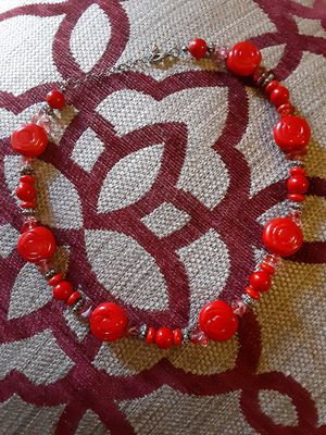 RED NECKLACE for Sale in Vacaville, CA