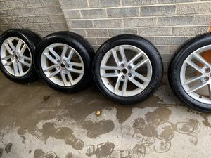 "Rims 18"" with tires for Sale in Southington, CT"