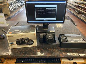 Blackmagic Pocket Cinema Camera 6k for Sale in Houston, TX