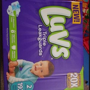 Diapers - Unopened Size 2 - 192 Count for Sale in San Diego, CA