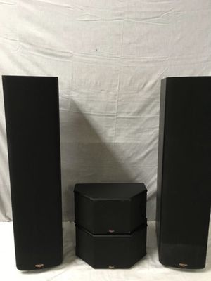 Klipsch SF-1 Tower Speakers for Sale in Baltimore, MD