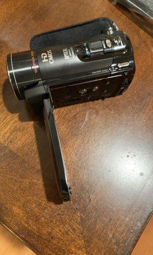 Canon video camera for Sale in Farmingdale, NY