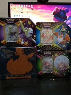 Pokemon Shining Fates Bundle for Sale in Miami,  FL