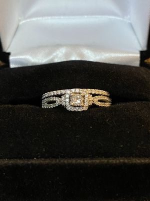 Engagement ring and band for Sale in Avondale, CO