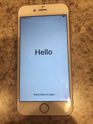 iPhone 6s 64GB Rose Gold Unlocked for Sale in Lake Stevens, WA