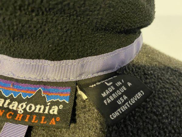 Patagonia. Women's fleece sweater, size L