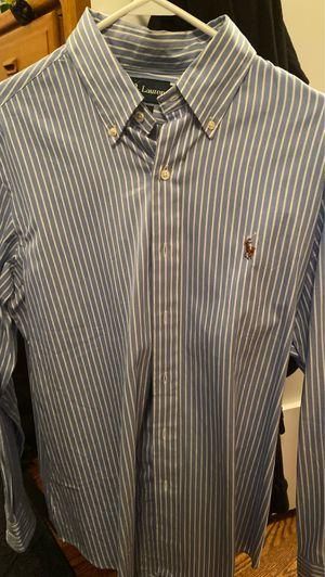 Polo light blue dress shirt for Sale in Arlington, VA