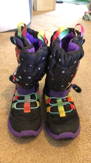 Stride Rite My Little Pony rain/snow boots for Sale in Rancho Cucamonga, CA
