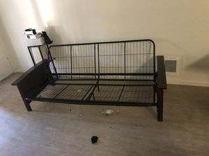 Futon frame for Sale in San Jose, CA