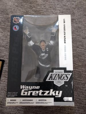 NHL Legends Wayne Gretzky Action Figure for Sale in Los Angeles, CA