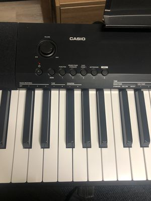 Mini Grand Piano W/Weighted Keys, Stand, and Pedal for Sale in Washington, DC