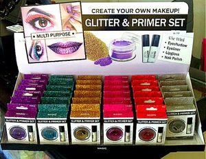 Magic Glitter & Primer Set for Sale in San Angelo, TX