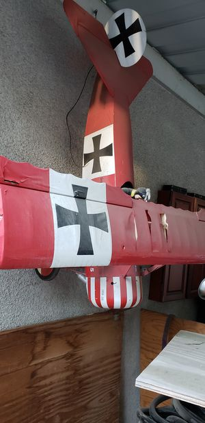 """R C plane """"The Folker"""" for Sale in Newhall, CA"""