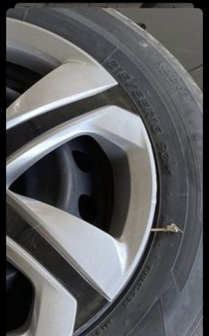 HONDA TIRES / RIMS for Sale in West Sacramento, CA