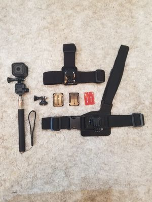 GoPro hero session w/accessories for Sale in Seattle, WA