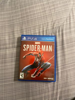 Spider man ps4 for Sale in Hacienda Heights, CA