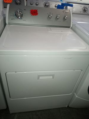 WHIRLPOOL ELECTRIC DRYER WORKING PERFECT W/4 MONTHS WARRANTY for Sale in Baltimore, MD