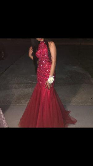 Red Sherri Hill Prom dress size 6 for Sale in Nashville, TN