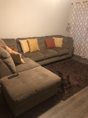 Chocolate Sofa for Sale in Atlanta, GA