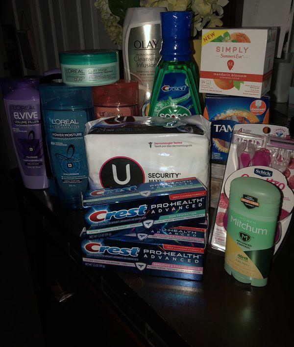 Women's Hygiene Bundle