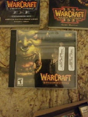 Warcraft battle chest computer game blizzard entertainment for Sale in Raleigh, NC