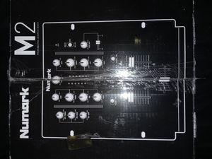 Numark M2 mixer for Sale in Murfreesboro, TN