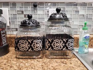 Kitchen canisters for Sale in Midland, TX