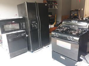 Used working whirlpool appliances cheap!!! for Sale in Houston, TX