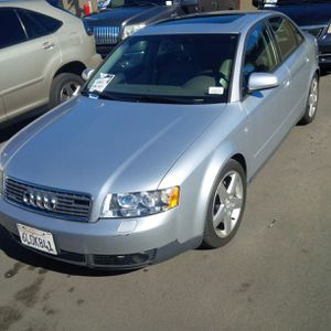 2003 Audi A4 Quattro AWD / parts car for Sale in Sacramento, CA
