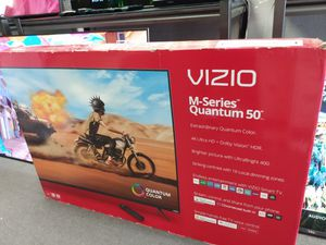 "50"" Vizio M Series Quantum 4k UHD Smart HDR LED Tv for Sale in Poway, CA"