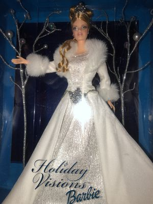 2003 Winter Fantasy Special Edition Holiday Barbie for Sale in Elgin, IL