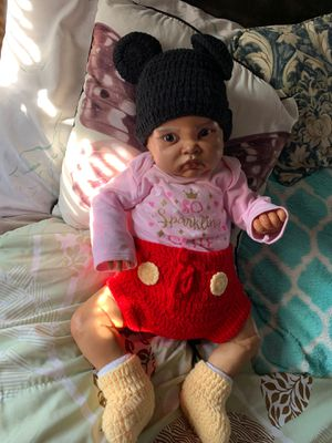 La estoy vendiendo bebé 🍼 reiborn muy bonita for Sale in San Bernardino, CA