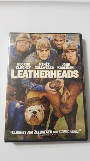 Leatherheads DVD Fullscreen ( 2008 ) for Sale in Woodbridge, VA