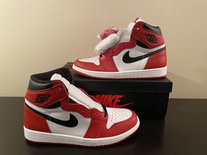 2015 Jordan retro 1 Chicago size 10 ds with receipt for Sale in Buckley, WA