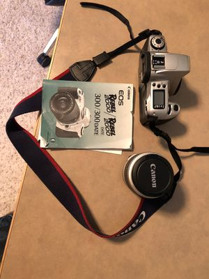 Canon Rebel 35mm camera for Sale in Ramsey, MN