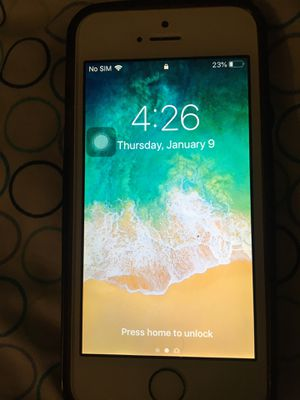 iPhone 5 se for Sale in Reynoldsburg, OH