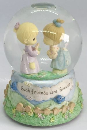 Precious Moments Good Friends Are Forever Musical water Globe. S#1 for Sale in Houston, TX