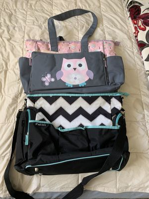 Diaper bags for Sale in Santee, CA