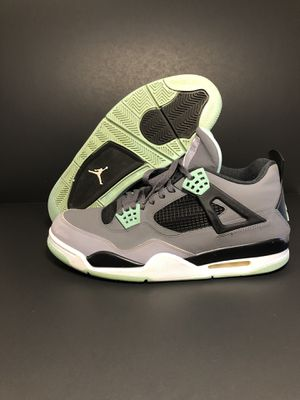 "Air Jordan Retro 4 ""Green Glow"" for Sale in Cincinnati, OH"