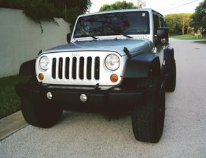 JEEP WRANGLER 07 V6 PETROL MANUAL for Sale in Irvine, CA