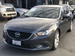 2015 Mazda 6 Automatic for Sale in Santa Ana, CA