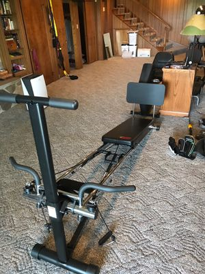 Exercise equipment like Total Gym for Sale in Bluffton, IN