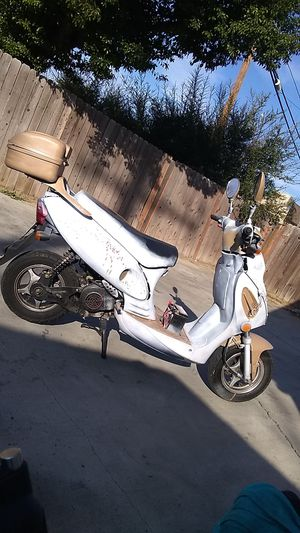 50cc motor bike. for Sale in San Bernardino, CA