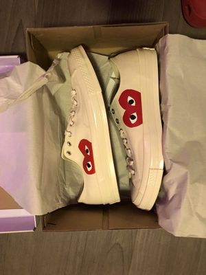 Cdg converse size 12 for Sale in San Diego, CA