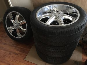 Tires and rims for Sale in Fort Worth, TX