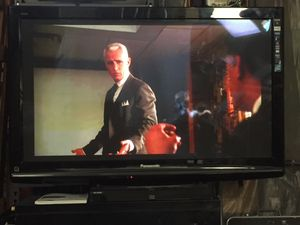 "Panasonic 42"" Plasma TV 1080p HDTV with remote and Manual for Sale in New London, CT"